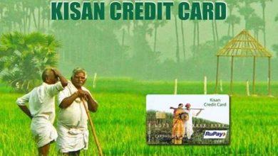 Photo of 29 जनवरी, 2021 तक 1.76 लाख करोड़ रुपये की खर्च सीमा के साथ 187.03 लाख किसान क्रेडिट कार्ड किसानों के लिए मंजूर किए गए