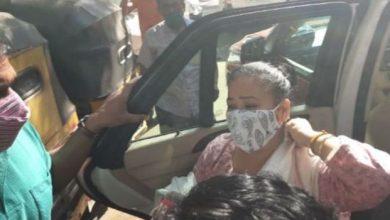 Photo of ड्रग्स कनेक्शन: काॅमेडियन भारती सिंह गिरफ्तार,घर से बरामद हुआ था गांजा