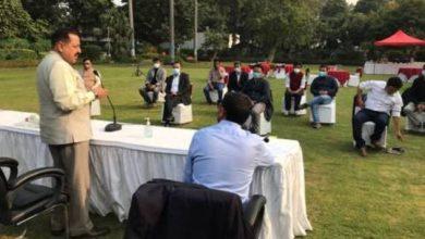 Photo of राज्य मंत्री जितेंद्र सिंह ने लद्दाख की मांगों को सर्वोच्च प्राथमिकता देने के लिए प्रधानमंत्री श्री नरेन्द्र मोदी की सराहना की