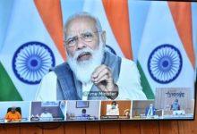 Photo of पीएम नरेन्द्र मोदी ने वीडियो कांफ्रेंस के माध्यम से सभी राज्यों के मुख्यमंत्रियों से कोविड के प्रभावी नियंत्रण के संबंध में बैठक की