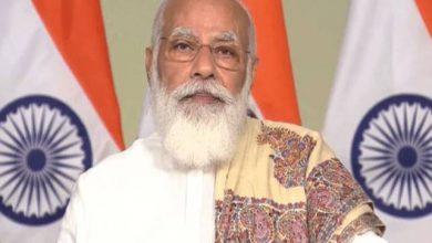Photo of प्रधामंत्री ने गुजरात के गांधीनगर में पंडित दीनदयाल पेट्रोलियम विश्वविद्यालय के 8वें दीक्षांत समारोह में भाग लिया
