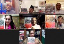 Photo of शशि थरूर की नयी पुस्तक ''द बैटल ऑफ बिलॉन्गिंग'' का विमोचन