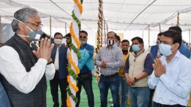 Photo of मुख्यमंत्री आवास में आयोजित कार्यक्रम में पत्रकारों से वार्ता करते हुए: सीएम