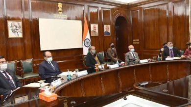 Photo of वित्त मंत्री श्रीमती निर्मला सीतारमण ने आगामी केन्द्रीय बजट 2021-22 के लिए बजट-पूर्व बैठकों के दौर का समापन किया