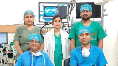 Photo of देहरादून में पहली बार, मैक्स सुपर स्पेशलिटी हॉस्पिटल में एंडोस्कोपिक सबम्यूकोसल डिसेक्शन किया गया