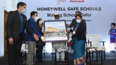 Photo of हनीवैल एवं सीड्स ने 15 से अधिक सरकारी स्कूलों का जीर्णोद्धार किया और उन्हें उत्तराखंड के मुख्यमंत्री को सौंपा