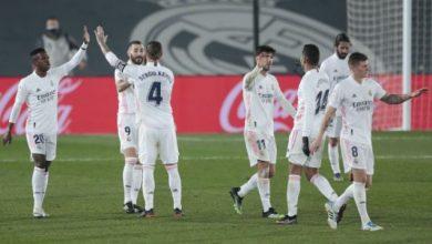 Photo of La Liga: रीयल मैड्रिड की लगातार छठी जीत, ग्रेनेडा को 2-0 से दी शिकस्त