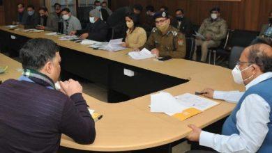 Photo of सिंगल विण्डो (उद्योग) राज्य प्राधिकृत समिति की अध्यक्षता करते हुएः मुख्य सचिव ओमप्रकाश