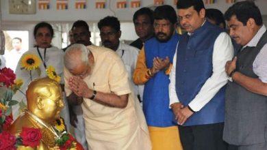 Photo of प्रधानमंत्री ने महापरिनिर्वाण दिवस पर डॉ. बाबा साहेब आम्बेडकर को श्रद्धांजलि अर्पित की