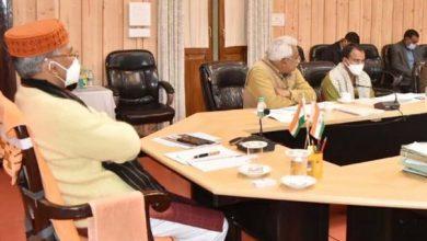 Photo of मुख्यमंत्री ने की पेयजल टेरिफ पुनरीक्षण के लिए समिति गठित