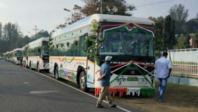 Photo of अंडमान के उपराज्यपाल ने इलेक्ट्रिक बसों को हरी झंडी दिखाकर रवाना किया; इस पहल से द्वीप में प्रदूषण पर अंकुश लगेगा