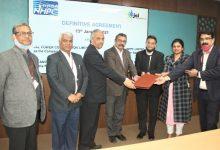 Photo of एनएचपीसी ने सिक्किम में जेपीसीएल की 120 मेगावाट की रंगित- IV  पनबिजली परियोजना के अधिग्रहण के लिए अनुमोदित प्रस्ताव योजना (रिज़ॉल्यूशन प्लान) के कार्यान्वयन के लिए निर्णायक समझौते पर हस्ताक्षर किए