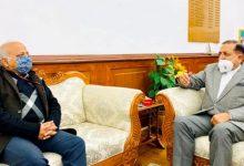 Photo of Newly appointed Union Secretary DoPT, Deepak Khandekar calls on Union Minister Dr Jitendra Singh