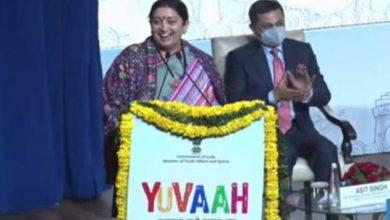 Photo of Sensitive Youth will Create New India says Union Minister Smriti Zubin Irani