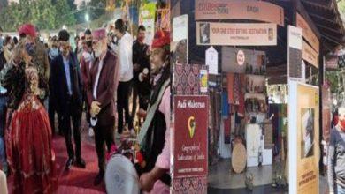 Photo of GI products – in focus at the Tribes India Aadi Mahotsav at DilliHaat!