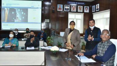 Photo of सचिवालय में एकीकृत भर्ती पोर्टलhttp://irp.uk.gov.inका शुभारम्भ करते हुएः सीएम