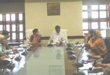 Photo of अपर मुख्य सचिव, गृह व अध्यक्ष महिला आयोग की संयुक्त उच्च स्तरीय बैठक सम्पन्न