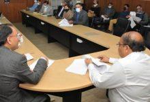 Photo of कोविड-19 वैक्सिनेशन हेतु स्पेशल टास्क फोर्स की बैठक की अध्यक्षता करते हुएः मुख्य सचिव ओमप्रकाश
