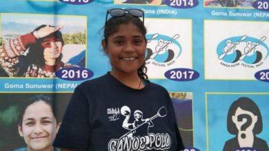 Photo of गंगा क्याक फेस्टिवल में संजय सिंह राणा व नैना अधिकारी ने स्प्रिंट में पहला स्थान प्राप्त किया