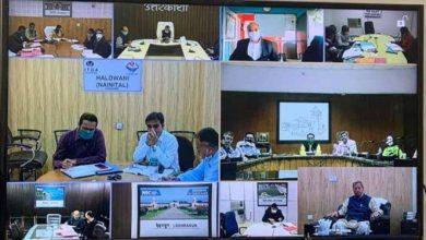 Photo of आगामी मानसून सीजन के दृष्टिगत सभी तैयारियां जल्द पूर्ण कर ली जाय: मुख्यमंत्री
