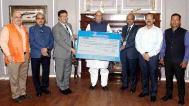 Photo of बीईएल ने सरकार को 174.43 करोड़ रुपये का अंतरिम लाभांश दिया