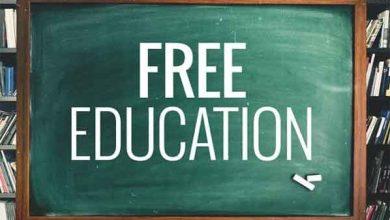 Photo of बच्चों को कक्षा 06 से 12 तक निःशुल्क आवासीय शिक्षा प्रदान की जाएगी