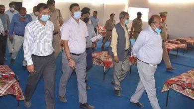 Photo of हरिद्वार भ्रमण कार्यक्रम के तहत मेला नियंत्रण भवन सीसीआर पहुंचे: मुख्य सचिव ओमप्रकाश