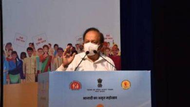 Photo of विश्व क्षय रोग दिवस के अवसर पर डॉ. हर्षवर्धन ने कहा- 'जब भारत तय कर लेता है, भारत करके दिखाता है'