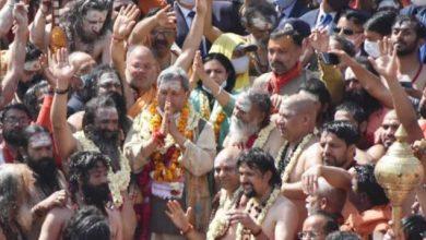 Photo of महाशिवरात्रि के पावन पर्व के अवसर पर हर की पैड़ी हरिद्वार पहुंचकर मां गंगा से प्रदेश वासियों की सुख समृद्धि की कामना की: सीएम