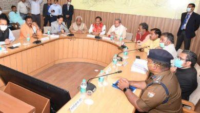 Photo of कुम्भ के आगामी शाही स्नानों को सकुशल सम्पन्न कराना अधिकारियों की जिम्मेदारी: मुख्यमंत्री