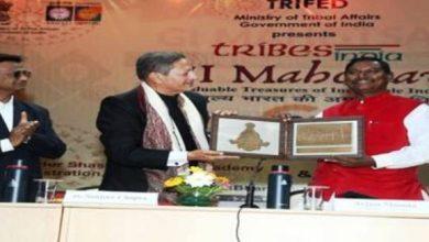 Photo of श्री अर्जुन मुंडा ने लाल बहादुर शास्त्री राष्ट्रीय प्रशासन अकादमी, मसूरी में जीआई महोत्सव का उद्घाटन किया