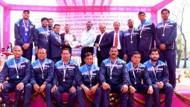 Photo of टीएचडीसीआईएल मे 25वीं अंतर केन्द्रीय विद्युत क्षेत्र उपक्रमों की वॉलीबॉल प्रतियोगिता का सफल आयोजन