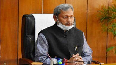 Photo of यमुनोत्री धाम के कपाट खुलने की सभी श्रद्धालुओं को बधाई और शुभकामनायें दी: CM