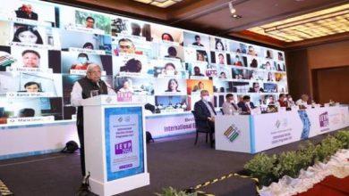 Photo of ECI hosts 2 day International Virtual Election Visitors Programme (IVEP) 2021 on April 5-6, 2021