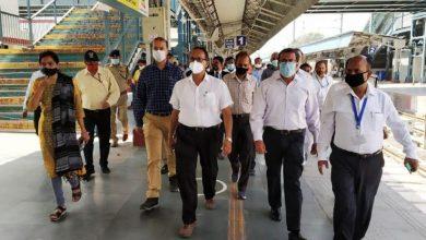 Photo of महाकुंभ के दृष्टिगत यात्री सुविधाओं और कोविड जांच की व्यवस्थाओं का निरीक्षण करते हुएः रविनाथ रमन