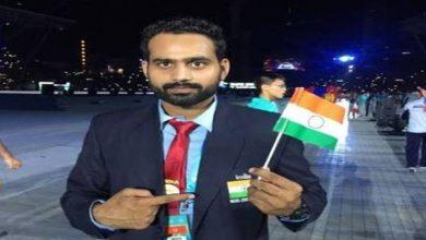 Photo of ओलंपिक क्वालीफायर के लिए ताइक्वांडो ट्रायल में दिल्ली के अजय दलाल का चयन