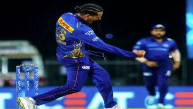 Photo of MI vs SRH: राहुल चाहर और ट्रेंट बोल्ट ने उड़ाई SRH के बल्लेबाजों की धज्जियां, मुंबई की 13 रनों से जीत