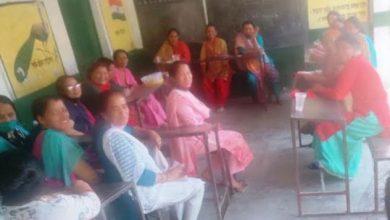 Photo of उत्तराखंड प्रगतिशील पार्टी के सामाजिक कार्य प्रकोष्ठ द्वारा ठाकुरपुर में कार्यक्रम आयोजित की गई
