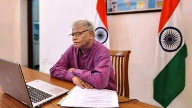 Photo of रतन लाल कटारिया ने ब्रिक्स इंटरनेशनल फोरम वेबिनार को संबोधित किया, विश्व के सामने मौजूद जल संकट की गंभीरता को रेखांकित किया