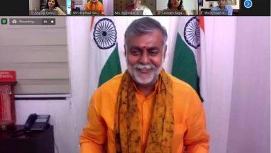 Photo of Shri Prahlad Singh Patel addresses webinar 'India's Heritage: Powering Tourism' on occasion of World Heritage Day 2021