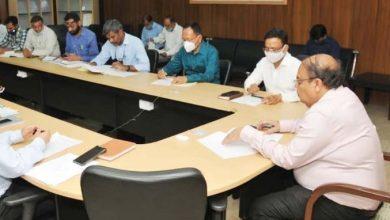 Photo of राज्य आपदा मोचन निधि की राज्य कार्यकारिणी समिति बैठक की समीक्षा करते हुएः ओमप्रकाश