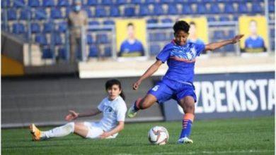 Photo of उज्बेकिस्तान ने 87वें मिनट में गोल किया, फ्रेंडली मैच में भारतीय महिला फुटबॉल टीम हारी