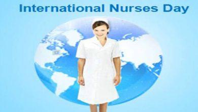 Photo of अन्तरराष्ट्रीय नर्स दिवस पर सभी नर्सों को हार्दिक बधाई एवं शुभकामनाएं देते हुएः सीएम