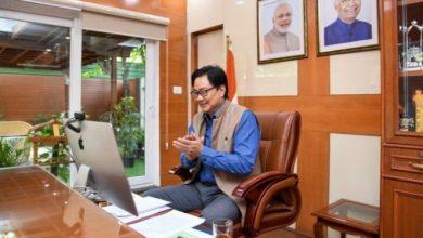 Photo of आयुष मंत्री ने एसीसीआर पोर्टल और आयुष संजीवनी ऐप के तीसरे संस्करण को लॉन्च किया