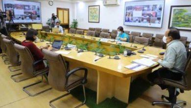Photo of डॉ. हर्ष वर्धन ने 8 राज्यों/केंद्र शासित प्रदेशों के साथ कोविड-19 को लेकर सार्वजनिक स्वास्थ्य की प्रतिक्रिया और टीकाकरण की प्रगति की समीक्षा की