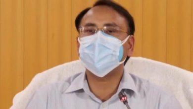 Photo of उत्तराखंड में कोविड-19 संबंधित व्यवस्थाओं के बारे में स्वास्थ्य सचिव अमित नेगी ने सचिवालय स्थित मीडिया सेंटर में प्रेस कॉन्फ्रेंस करते हुए