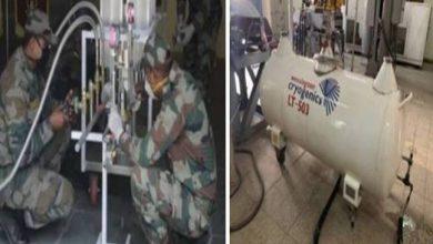 Photo of कोविड रोगियों हेतु कम दबाव ऑक्सीजन गैस को तरल ऑक्सीजन में कुशलतापूर्वक रूपांतरित करने के लिए भारतीय सेना के इंजीनियरों ने समाधान खोजा