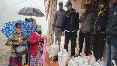 Photo of उत्तराखंड प्रगतिशील पार्टी की ओर से देवप्रयाग विधानसभा क्षेत्र में राशन किट एवं मास्क वितरण किया गया