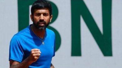 Photo of टीओपीएस ने टेनिस खिलाड़ी रोहन बोपन्ना के जनवरी से जून के बीच विभिन्न प्रतियोगिताओं में हिस्सा लेने के प्रस्ताव को मंजूर कर लिया है जिसके लिए लगभग 30 लाख रुपए का खर्च आएगा