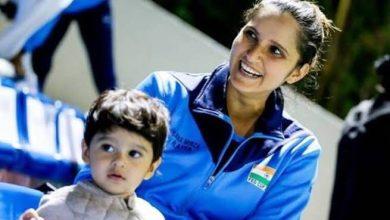Photo of खेल मंत्रालय ने सानिया मिर्जा के 2 साल के बेटे को यूके वीजा दिलाने के लिए यूके सरकार से संपर्क किया